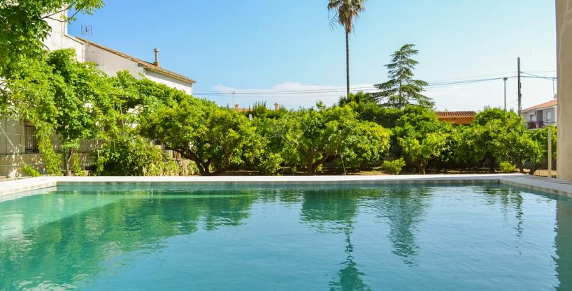 Domaine - Ancien huerto - Propriété située au sud de Valencia proche de la mer. Prestige, qualité et charme