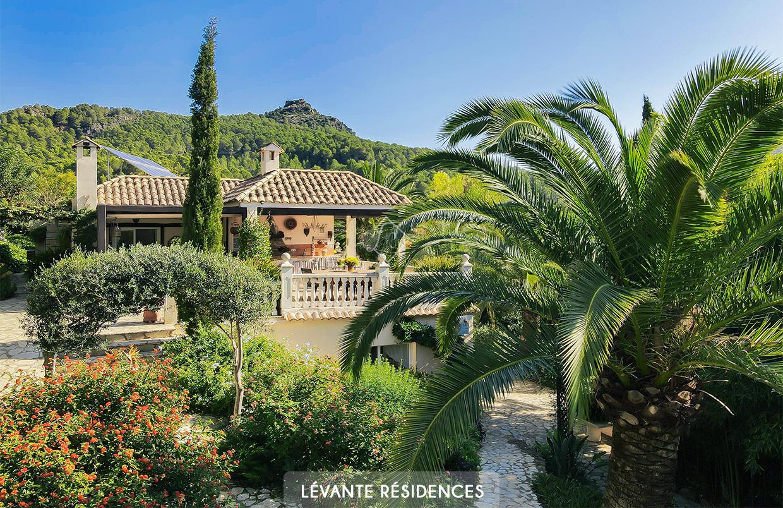 Exceptionnelle villa de charme en pleine nature proche de Gandia - Immobilier francophone - Valencia - Prestige - Luxe - Haut de Gamme